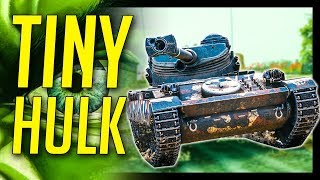 ► THE TINY HULK! - World of Tanks AMX 13 105 Gameplay