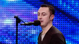 Organist Graham Blackledge La Bamba - Britain's Got Talent 2012 audition - International version
