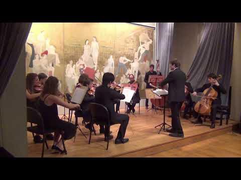 « Concert de clôture du festival » avec l'OCQL <br /> Michel Merlet, Divertimento da camera