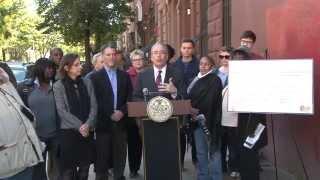 Comptroller Scott M. Stringer Unveils Audit on Rat Infestation Response