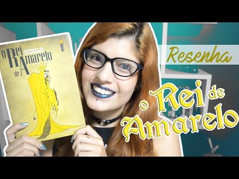 RESENHA: O REI DE AMARELO | Poison Books