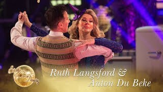 Ruth & Anton Quickstep to 'Bewitched' by Steve Lawrence - Strictly Come Dancing 2017
