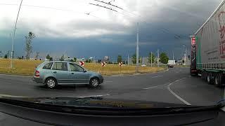 Vážná nehoda, rychlokontrola od městské policie a PČR v akci - Mix 170.