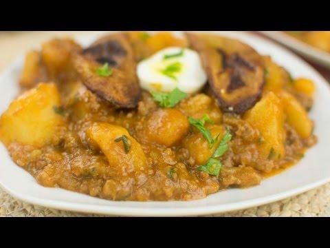 Potato Porridge Recipe – Stewed Potato – Chef Lola's Kitchen