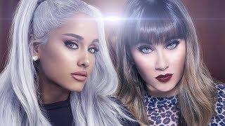 Aitana & Ariana Grande - Nada Sale Mal, I'm Bored (TeijiWTF Mashup)
