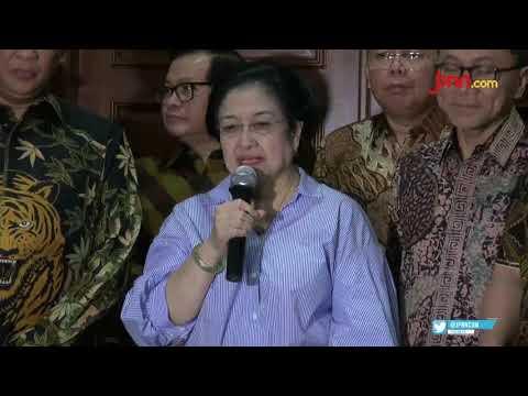 Cerita Megawati Lega Pemilihan Ketua MPR RI Tanpa Pemungutan Suara