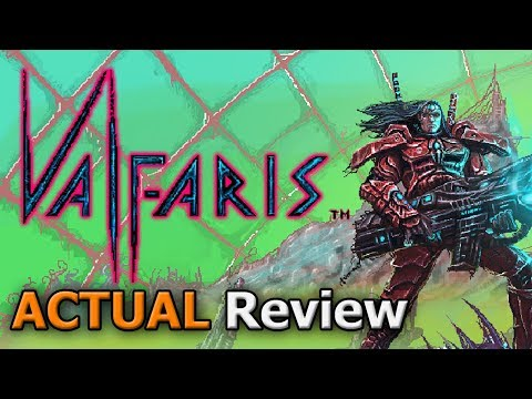 Valfaris (ACTUAL Game Review) video thumbnail