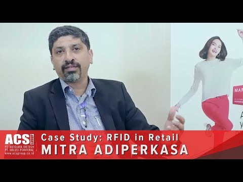 Case Study: MAP Group x Zebra Technologies (RFID)