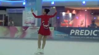 ทับทิม อัญรินทร์ Skate Asia 2016 Malaysia Artistic Freestyle 1