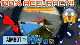 how to get aimbot on creative destruction mobile android