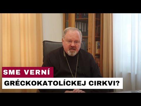 PROTOSYNKEL VLADIMÍR SKYBA – Bol čas, keď gréckokatolíci okrem pápeža a Boha nemali nikoho