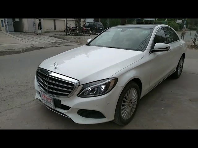 Mercedes Benz C Class C180 2018 for Sale in Lahore