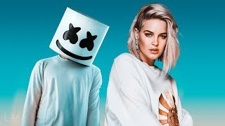 Marshmello & Anne-Marie - Friends (R3HAB Remix) Official Music Video