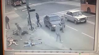 2506 Утром ДТП Авария в Казани