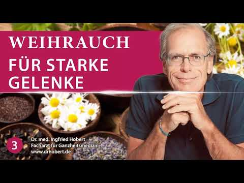 Weihrauch -  Dr. med. Ingfried Hobert  - Podcast 3