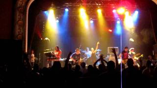 Caves- Chiodos Live August 17 2011 HD