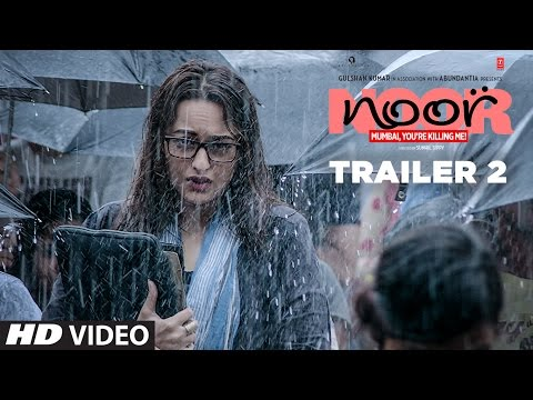 Noor Official Trailer  Sonakshi Sinha