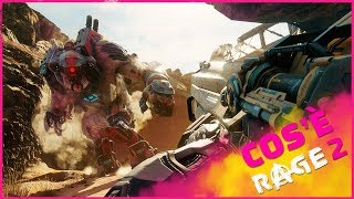 Trailer - Cos'è RAGE 2? - ITALIANO