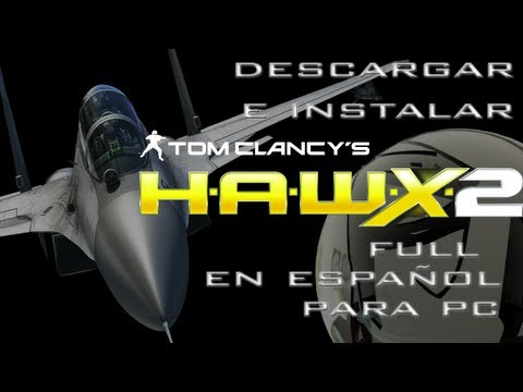 tom clancy's hawx pc requirements