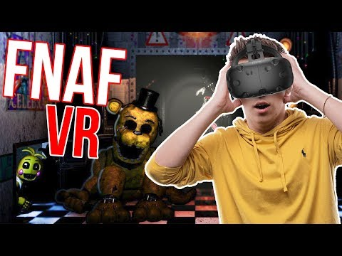 TOHLE MĚ ZABIJE! | FNAF VR: Help Wanted
