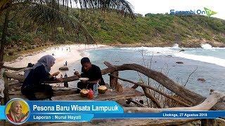 Pantai Momong, Pesona Baru Wisata Lampuuk