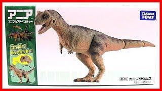 【アニア アニマルアドベンチャー】★アニア AL-16 カルノタウルス 恐竜 Dinosaur★ Carnotaurus