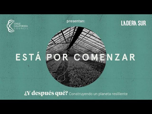 Webinar - Agricultura del futuro: el cultivo sostenible.
