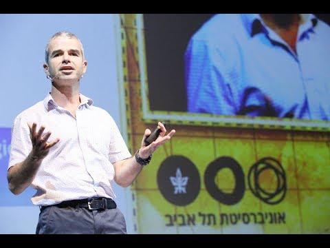 סודות ההזדקנות והנעורים הנצחיים - הרצאה מרתקת של רופא ישראלי