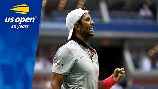 Fernando Verdasco Takes Down 2012 US Open Champion Andy Murray