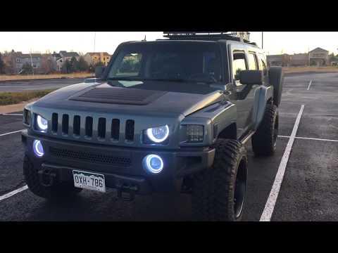 My 2007 Hummer H3!