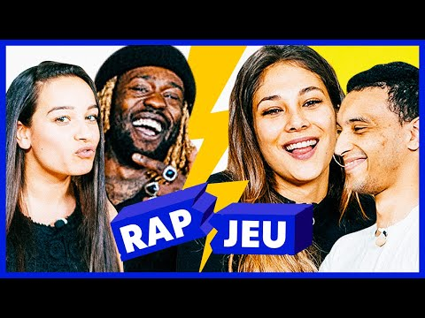 Jok'Air vs Chilla - Rap Jeu #1 avec Myriam Manhattan & Shkyd