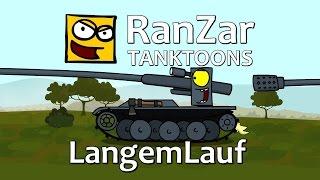 Tanktoon: LangemLauf. RanZar
