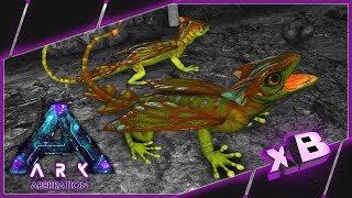 Glowtail Tame & Aberration Caving! :: ARK: Aberration :: E11