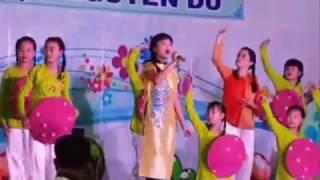 """Đơn ca """"MẸ"""" - Nguyễn Lê Xuân Quỳnh 5H"""