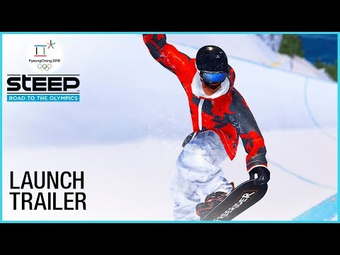 Steep: Road to the Olympics: Launch Trailer | Ubisoft [US] thumbnail