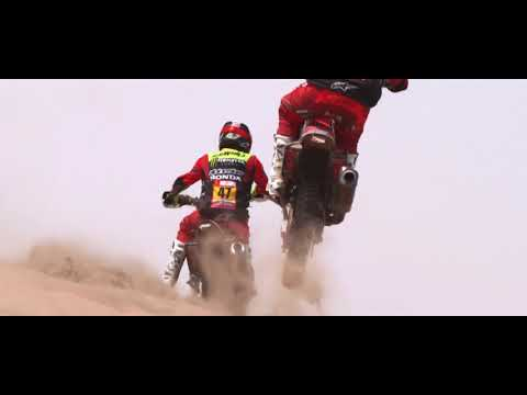 Monster Energy Honda Team Dakar 2019 Video Stage 7