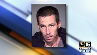 Man accused of stealing luggage at Sky Harbor