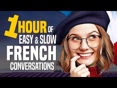 Learn French with a 1-Hour Beginner Conversation Course (for daily life) - OUINO.com