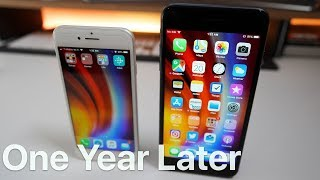 iPhone 8 and iPhone 8 Plus - One Year Later