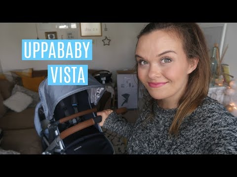 UPPABABY VISTA 2017 REVIEW – HENRY – UNBOXING & FIRST IMPRESSIONS