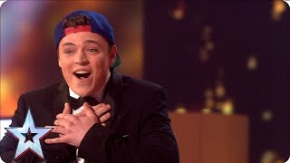 Craig and Jasmine are through to the Final | Semi-Final 5 Results | Britain's Got Talent 2016
