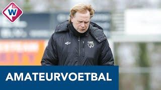 Jack van den Berg: 'FC Lisse wint heel erg gelukkig en had nergens recht op' - OMROEP WEST SPORT