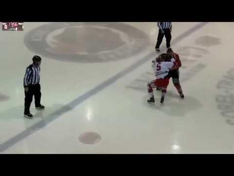 Sean O'Neill vs David Lacroix