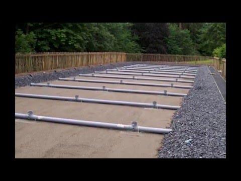 Sewage Treatment Plant - Through Plantation