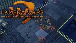 Lambda Wars Skirmish Gameplay - Rebels