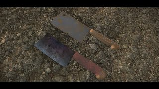 FNV Arsenal Weapons Overhaul - Cleaver
