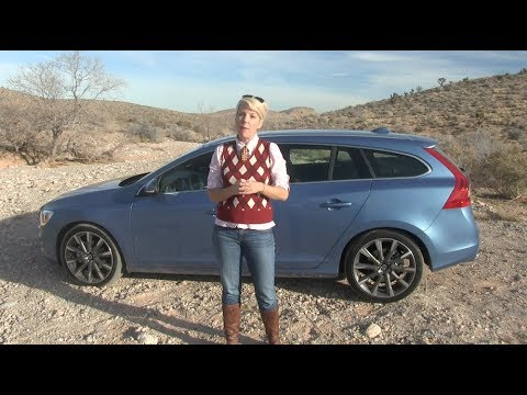 2015 Volvo V60 T5 Sportswagon Quick Take First Drive Review