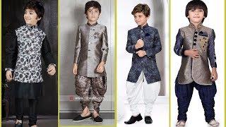 Latest Kids Sherwani Designs// Little Boys Wedding Outfits// The Fashion Ideas