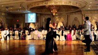 Persian Wedding Knife Dance
