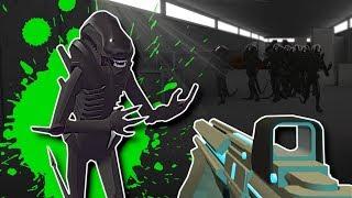 XENOMORPH ALIENS ATTACK! - Ravenfield Gameplay - Xenomorph Survival Mods